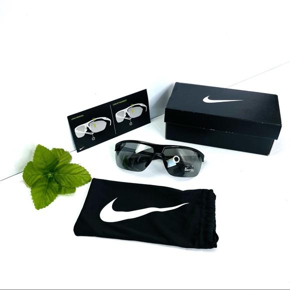 Nike Tailwind 12 Sunglasses, Black/Voltage NIB